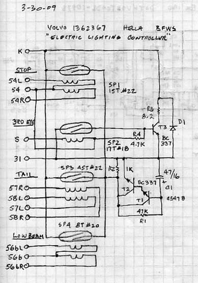 1988 Volvo 740 Radio Wiring Diagram : Volvo wiring diagram c
