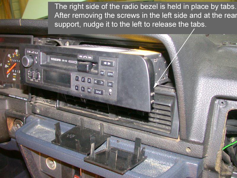 1990 Volvo 740 Stereo Wiring Diagram : Volvo stereo wiring diagram ford probe