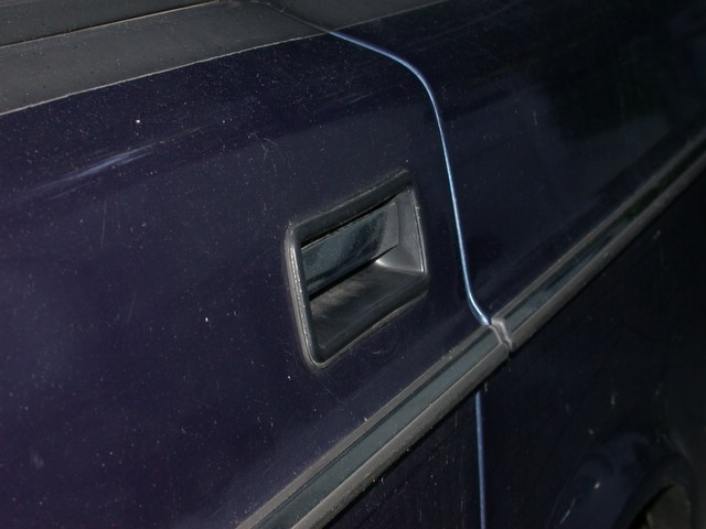 Volvo 240 Door Handle Repairs