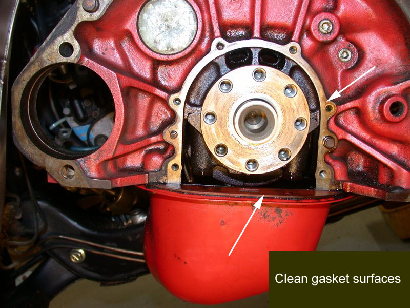 1989 Volvo 240 Rear Main Seal Replacement