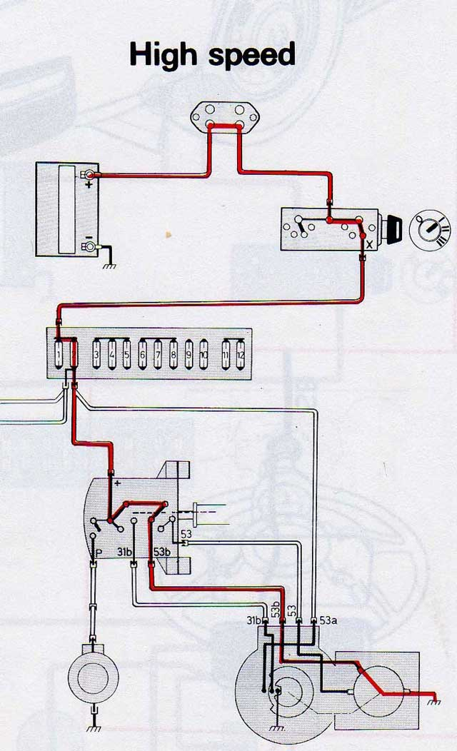 volvo 240 wiper wiring diagram 1990 volvo 240 radio wiring diagram